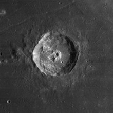 普林尼陨石坑