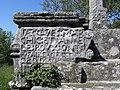 Plouescat (29) Calvaire-autel de Kergoal 06.JPG