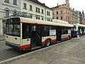 Plzeň, Náměstí Republiky, Škoda 26Tr.JPG