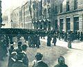 Po slovesni izročitvi podpisov za majniško deklaracijo pred hotelom Unionom v Ljubljani..jpg