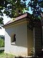 Podhoří, kaple svatého Václava, zezadu.jpg