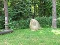 Podlaskie - Szudziałowo - Poczopek - Silvarium - Pomnik leśników.JPG