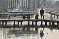 Poertschach am Woerther See Boot-Einwintern 26112011 777.jpg