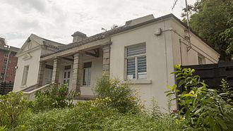 Pok Fu Lam Reservoir - Image: Pok Fu Lam Former Watchmen's Cottage (Structure 1)