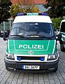 Polizeivan von Ford in München.JPG