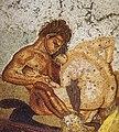 Pompeii - Casa del Fauno - Satyr and Nymph - MAN.jpg