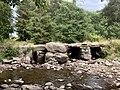 Pont de Larmont, Via Celtica-Arvena, branche Mont Celticus (Plomb du Cantal), Albepierregaulois.jpg