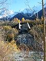 Pont de la Griaz sur la route nationale 208 - Les Houches.JPG