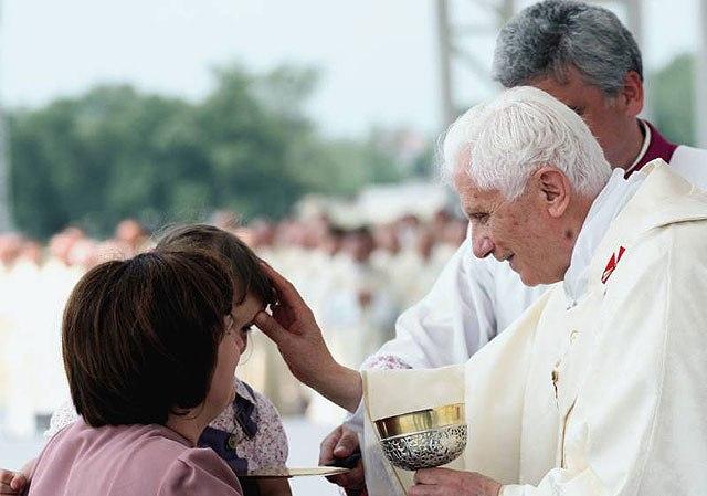Pope Benedict XVI in Zagreb 04