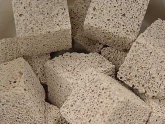 Porous medium - Open-cell ceramic