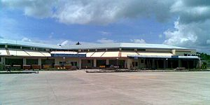 Veer Savarkar International Airport - Image: Port Blair Airport