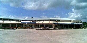 Veer Savarkar International Airport - Image: Port Blair Airport