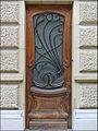 Porte dun immeuble art nouveau de Jules Lavirotte (5507697506).jpg
