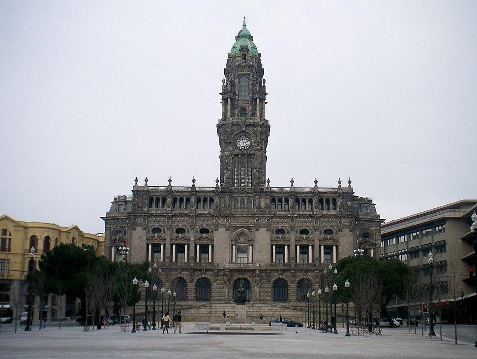 Porto Edificio do Municipio