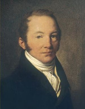 Latvian Museum of Foreign Art - Image: Portrait de Friedrich Wilhelm Brederlo