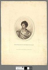 Sir Francis Burdett, Bart