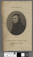 Theophilus Lessey, aet. 35