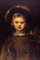 Portrait of the Artist's... - Rembrandt Harmenszoon van Rijn.png