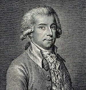 Vicente Martín y Soler (Source: Wikimedia)