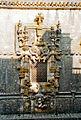 Portugalia Tomar okno kosciola rycerzy chrystusa w stylu manuelinskim 01.jpg