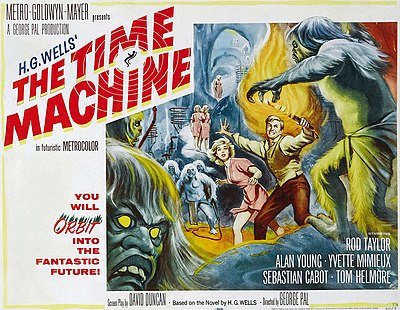 Picture of a movie: The Time Machine