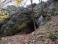 Povltavská stezka, první tunel, od Štěchovic.jpg