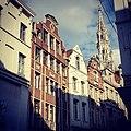 Près de la Grand place de Bruxelles.jpg