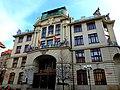Prag - das Neue Rathaus - Novoměstská radnice - panoramio.jpg