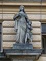 Praha Vinohrady Namesti miru 9 Narodni dum 2.jpg