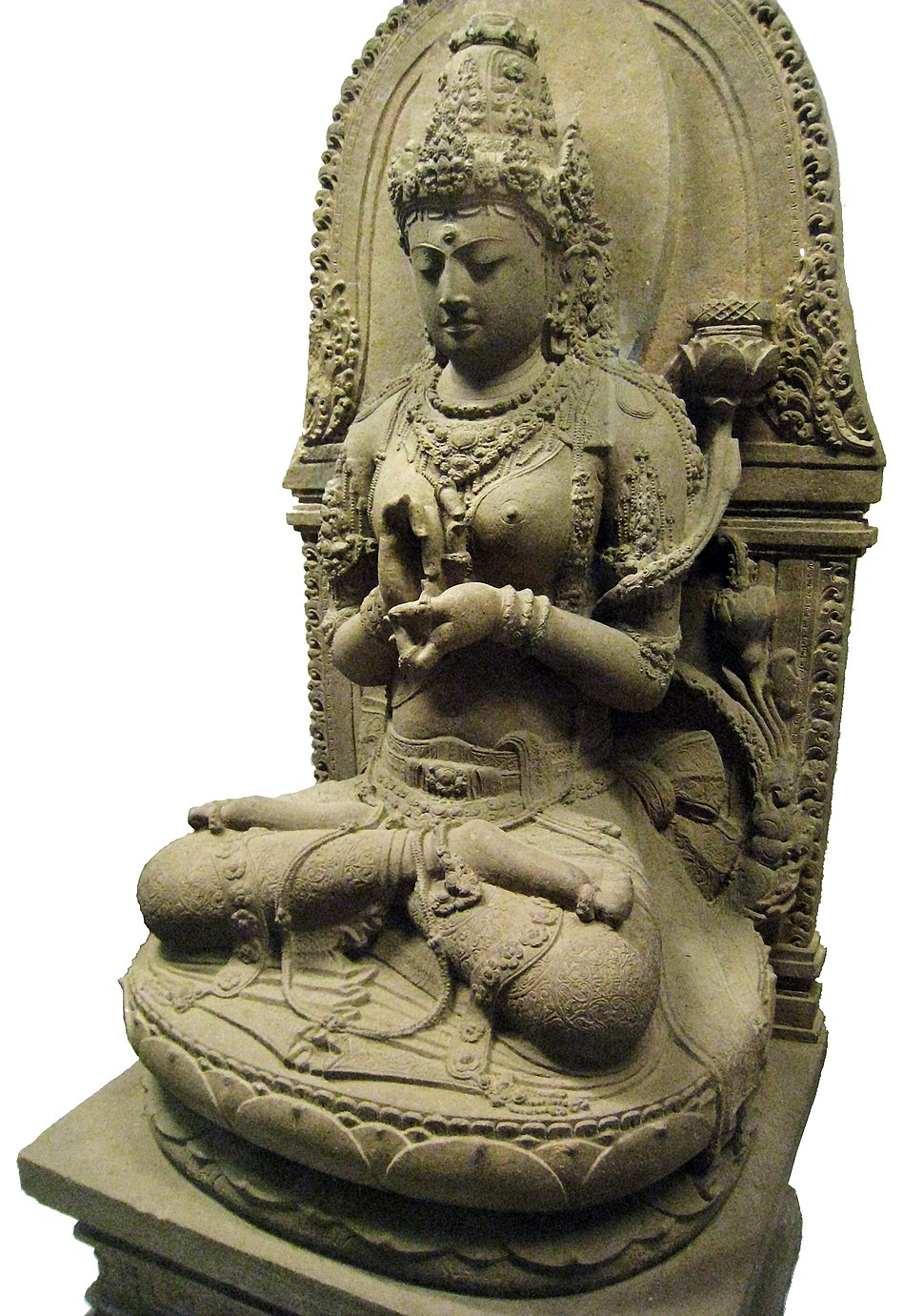 Prajnaparamita Java Side Detail