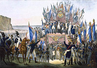 Napoleon's planned invasion of the United Kingdom - Image: Premiere legion dhonneur