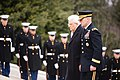 President of Italy lays a wreath at the Tomb of the Unknown Soldier in Arlington National Cemetery (24511885079).jpg