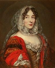 Portrait présumé de la princesse des Ursins