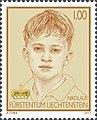 Prince Nikolaus 2011 stamp of Liechtenstein.jpg