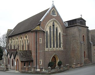 Our Lady of England Priory - The Priory Church