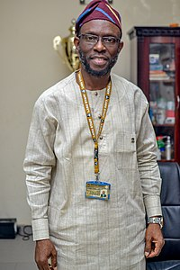 Prof. Olanrewaju Fagbohun. Photo: Wikipedia