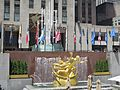 Prometheus at Rockefeller Center New York City, May 2014 - 029.jpg