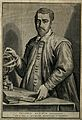 Prospero Alpino. Engraving by R. Blokhuysen. Wellcome V0000137.jpg