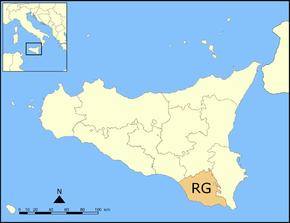 Il Libero consorzio comunale di Ragusa