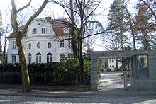 Villa Dahlem hugo heymann