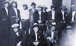 Organized Crime 1920