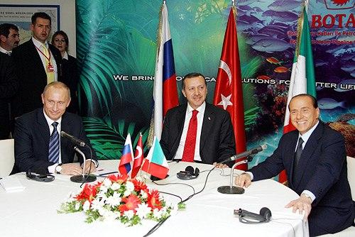 Putin Erdogan Berlusconi 2