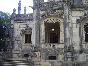 Quinta da Regaleira - Image: QR main entrance