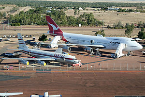 Qantas Founders Outback Museum - WOW com