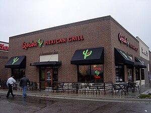 Qdoba - A Qdoba Mexican Grill in Eden Prairie, Minnesota