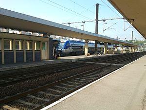 Gare de Boulogne-Ville - Boulogne-Ville station