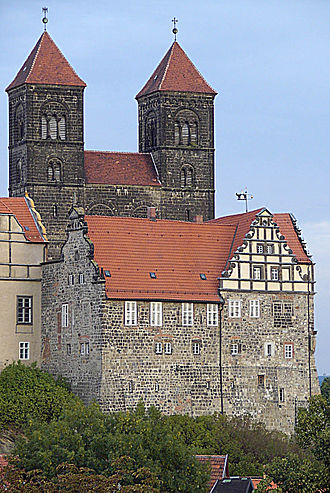 Quedlinburg - Castle