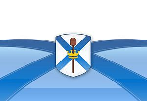 Queen's Debating Union - The Official Crest of the QDU