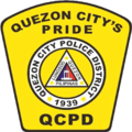 Quezon City Police District badge.png