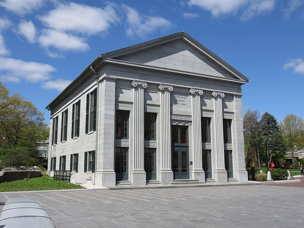 Quincy Town Hall 2019